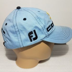 Cobra Accessories - Cobra FootJoy FJ Speed Men Embroidered Blue Hat